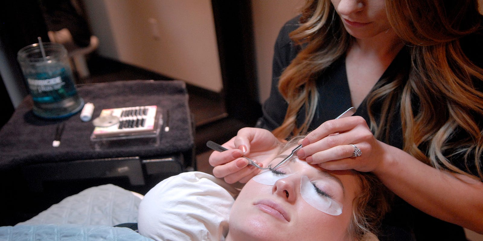 The ins and outs of getting lash extensions