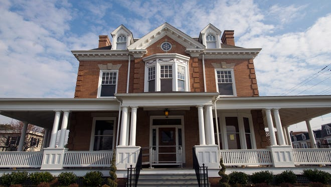 The Front Porch Cafe at 55 S. Richland Ave in York Tuesday December 3, 2013 in the 1880's former Frey Mansion in York.