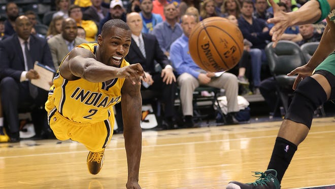 The Pacers have lost five straight and are scuffling at the wrong time.