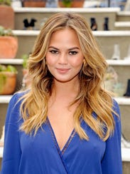 "Chrissy Teigen cohosts ""The 2015 Billboard Music Awards""at"