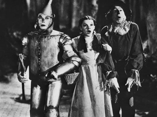 """Did the """"The Wizard of Oz"""" give you nightmares?"""
