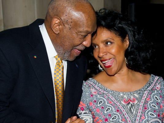 Cosby and Rashad