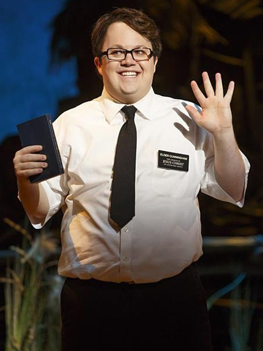 book of mormon, photo by Joan Marcus