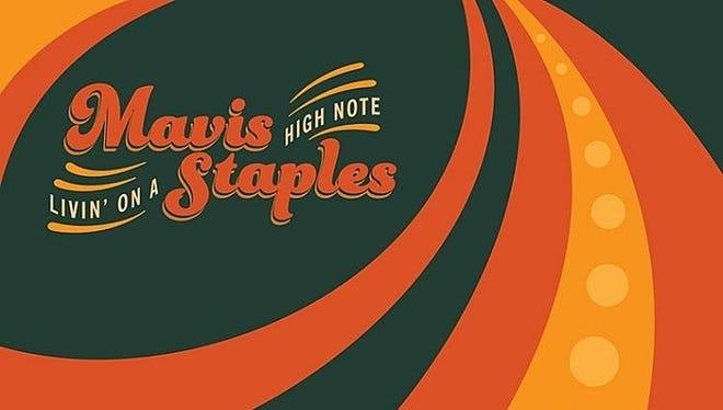"""Livin' On A High Note"" by Mavis Staples"