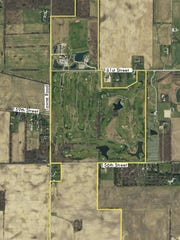Platinum Properties proposes to build 340 homes around the Wood Wind Golf Course in Westfield.