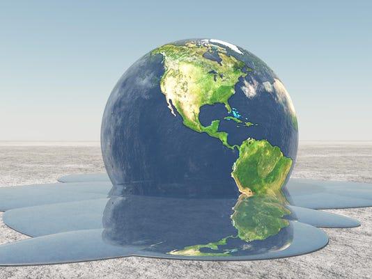 Global warming stock