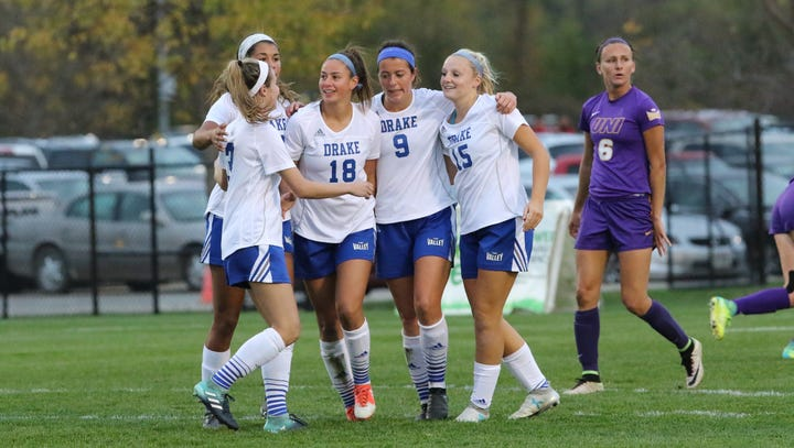 Drake women's soccer shooting for NCAA spot to fulfill dream season