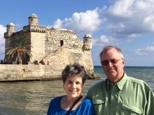 Anniversaries: Mike Williamson & Carol Williamson