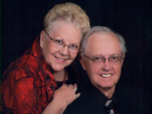Anniversaries: Leroy Morisset & Judy Morisset