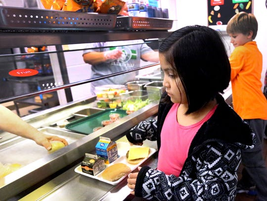 Rutherford County school meal prices will be increasing by a quarter starting next year, the Board of Education decided recently.