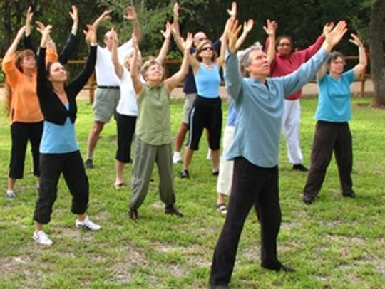 Tai chi and qigong classes are becoming more popular