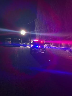 Flagstaff police on Friday, Feb. 9, 2017, shot and killed a man they say was armed and brandishing a gun at them and bystanders.