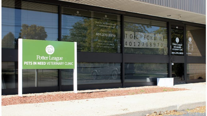The Potter League for Animals in Middletown has added the Pets In Need Veterinary Clinic, 40 Amaral St., East Providence, to its operations. The nonprofit Potter League Pets In Need Veterinary Clinic provides low-cost medical services for pets of eligible low-income Rhode Islanders.