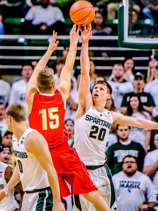 MSU vs Ferris State Men's Basketball