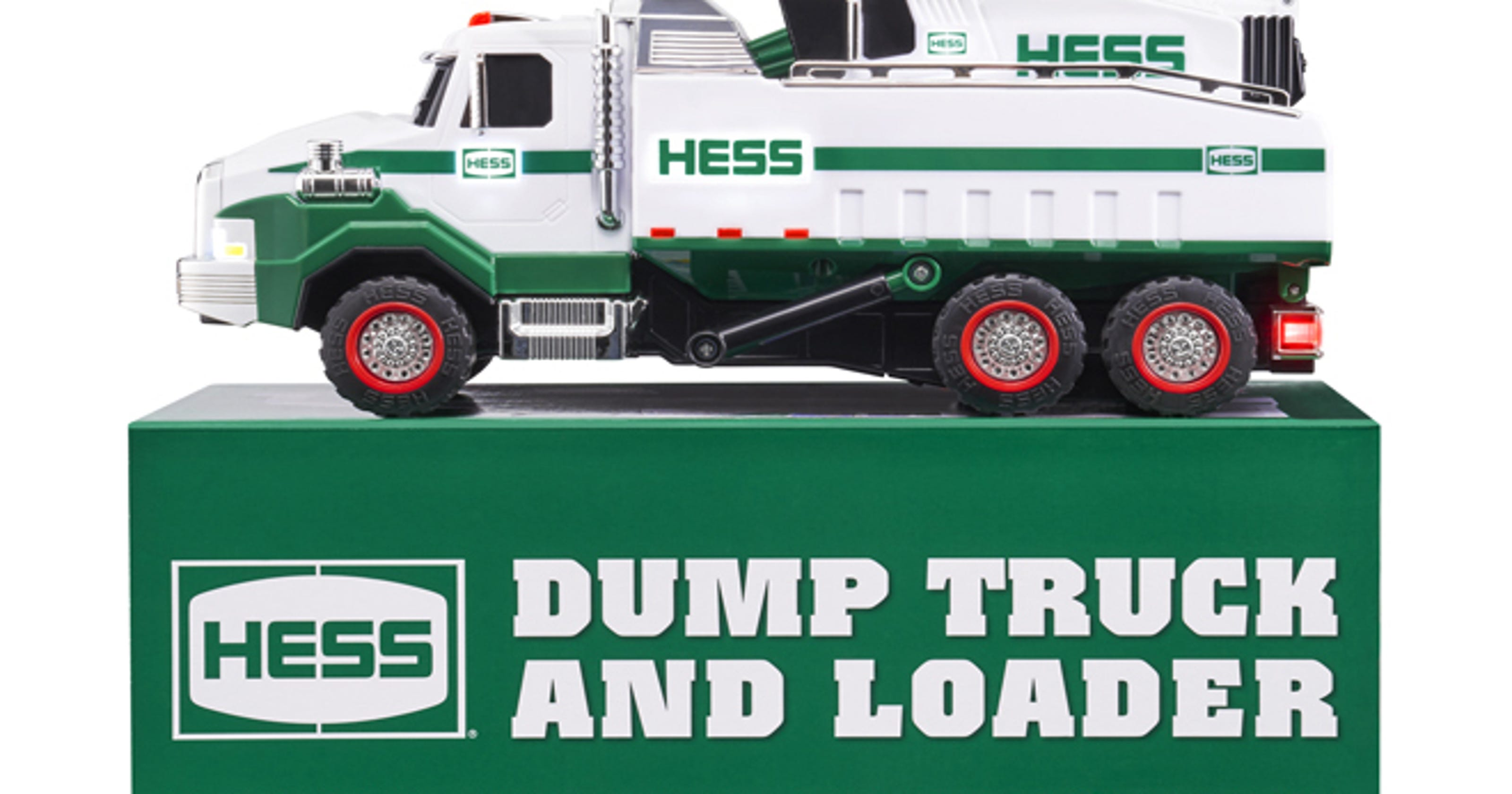 this year s holiday hess truck comes loaded with stem curriculum