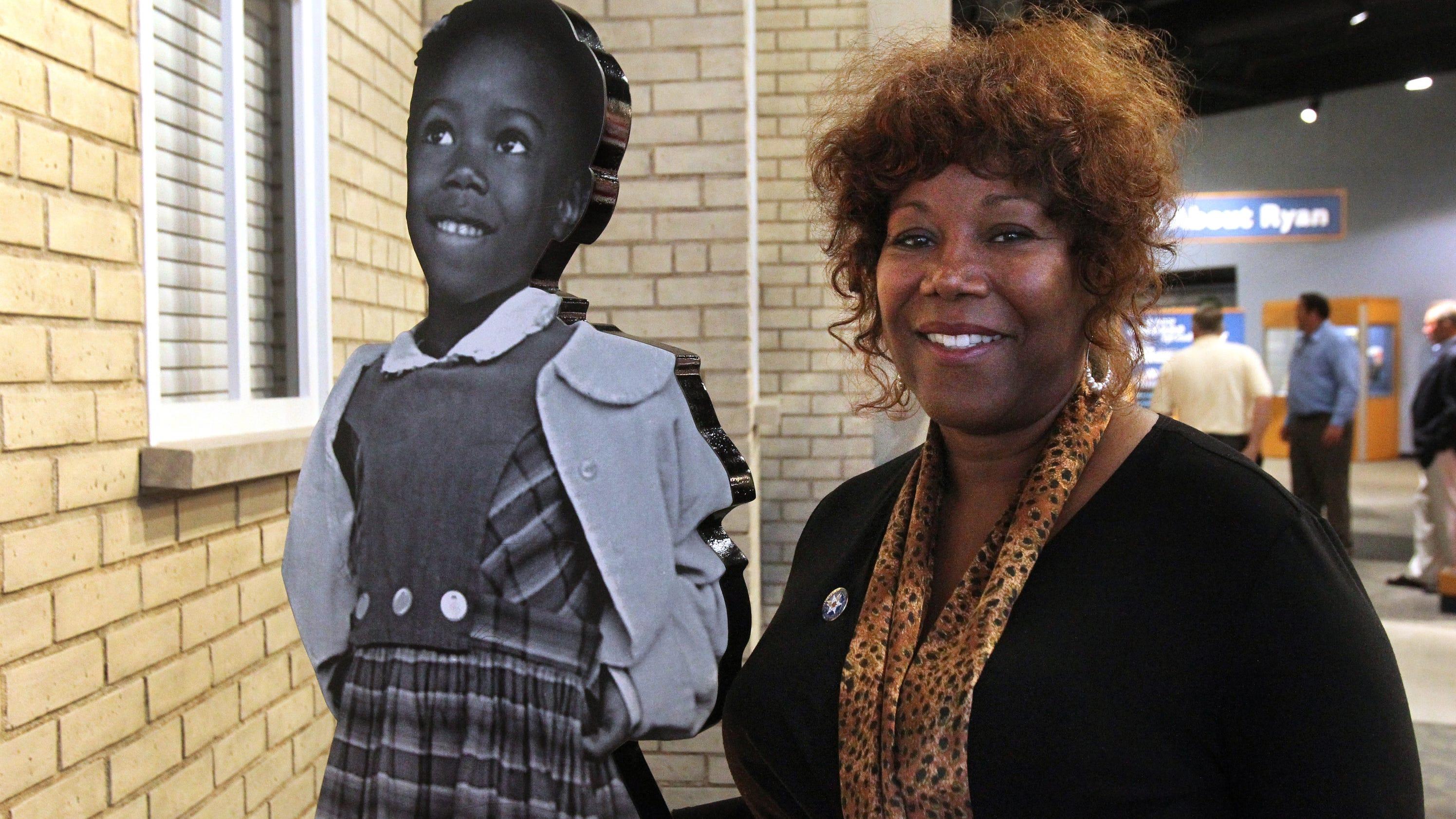 Ruby Bridges Race Divides Nation Again
