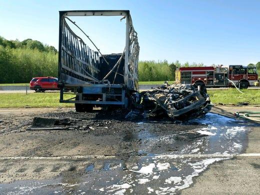 Logan Insko and Sylvie Corriveau were killed in crash on I-40