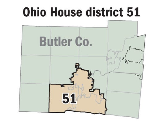 Ohio's 51st House Disttrict