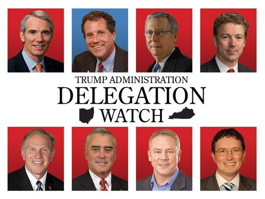 Delegation Watch