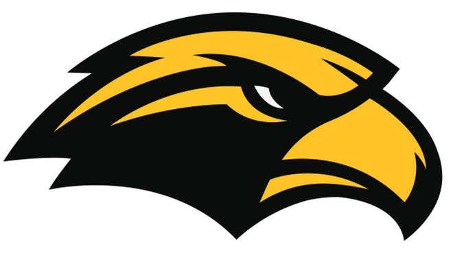 New Southern Miss football coach Jay Hopson let some of his staff go on Thursday.