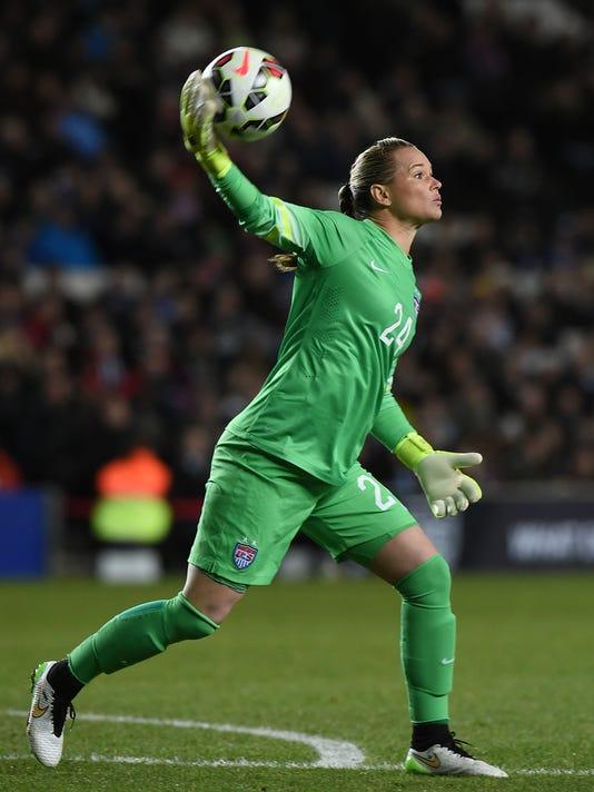 England v USA: Women's Friendly International