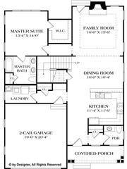 The super-open layout makes excellent use of space,