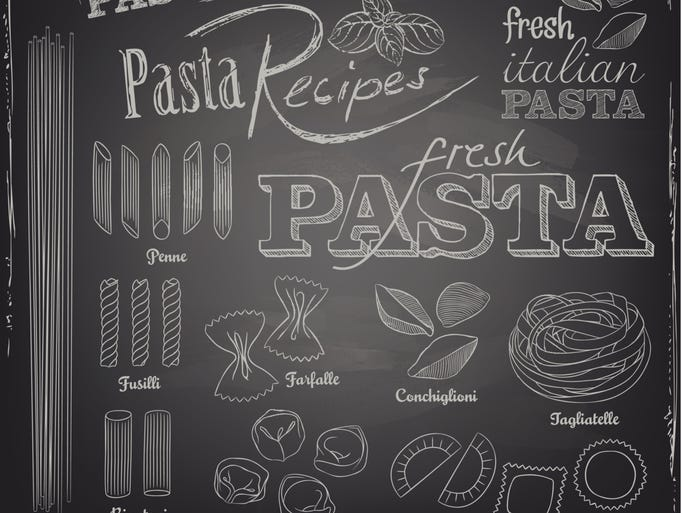 Brush up on your pasta knowledge -- the Italian Festival