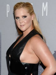 Actress Amy Schumer caught heat for a joke about Latino