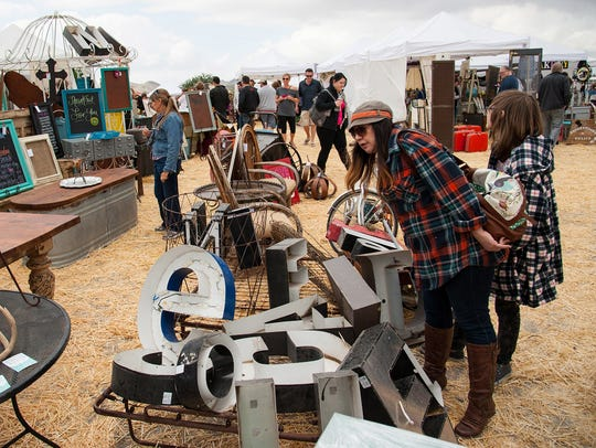 The Big Heap | This vintage and handmade festival travels