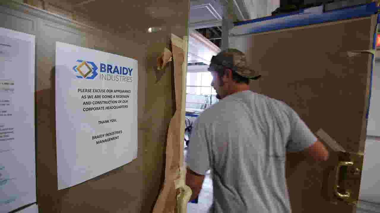 Braidy Industries Kentucky mill seeks Energy Department loan