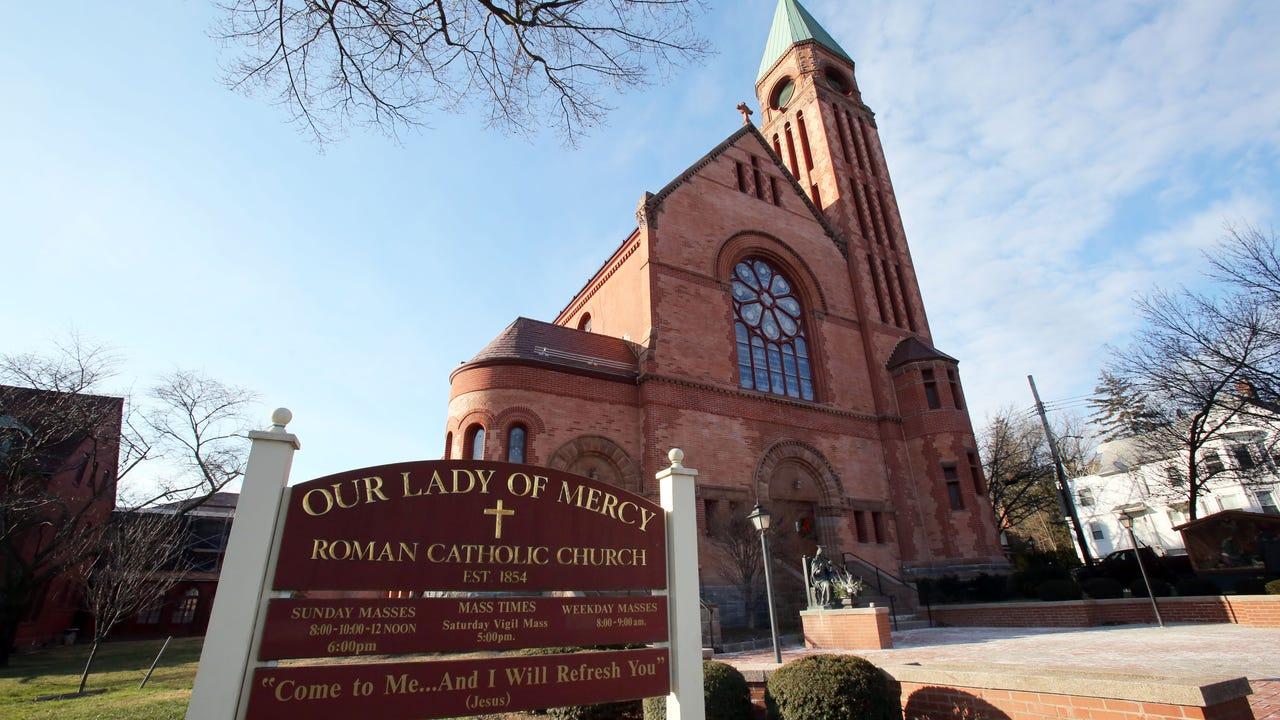 Video Parishioner Adjusts To Consolidation Of Churches
