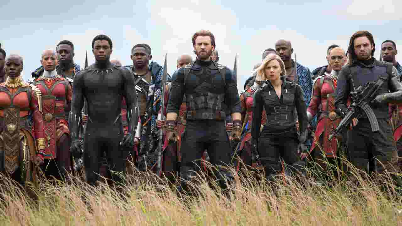 Image result for black panther avengers infinity war