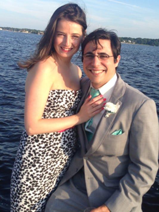 Engagements: Lauren Mack Ben Giovine & Peter Giovine Tina Giovine
