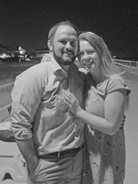 Engagements: Brittany Blackwood & Eric Rush