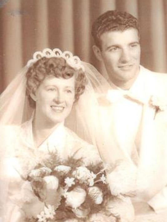 Anniversaries: Anthony Liccketto & Florence Liccketto