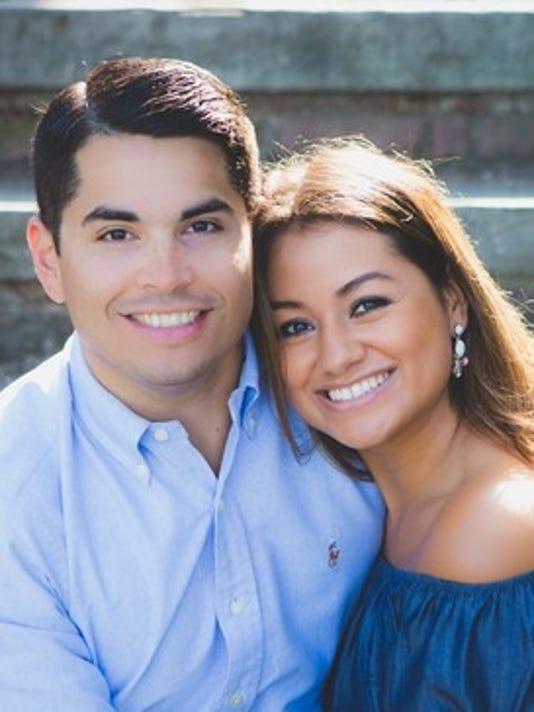 Engagements: Jhenny Bedoya & Patrick Gonabe