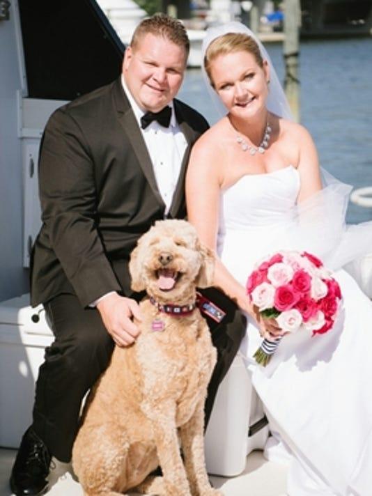 Weddings: Jaime Leigh Wilson & Raymond Francis Evans