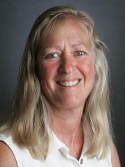 Ellen Pisano coached the 1984 Woodbridge High School girls tennis team to a sectional championship
