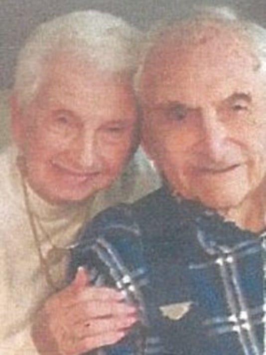 Anniversaries: Ernie Feldman & Lore Feldman