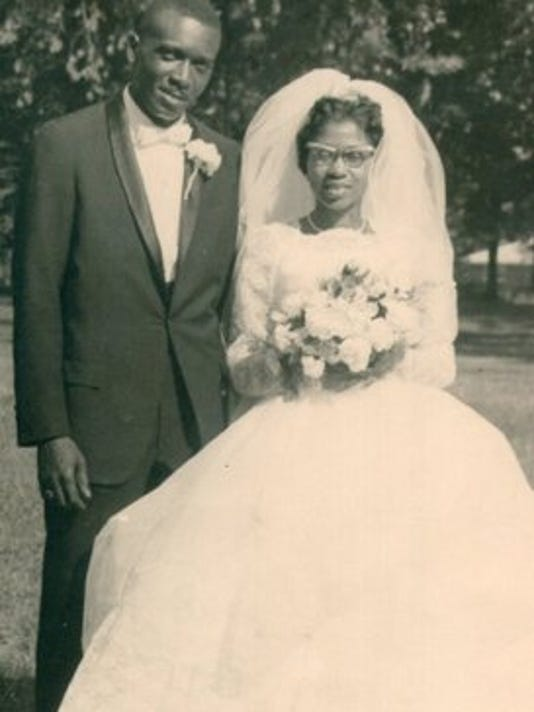Anniversaries: Walter Faison & Margaret Faison