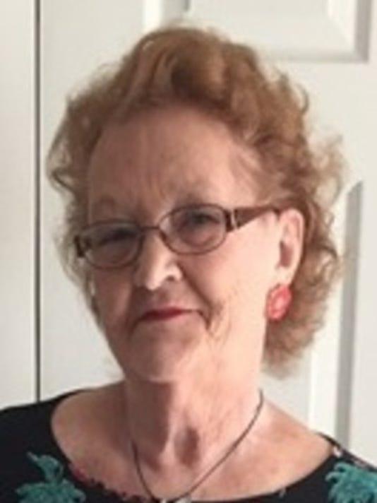Birthdays: Joyce Harrison