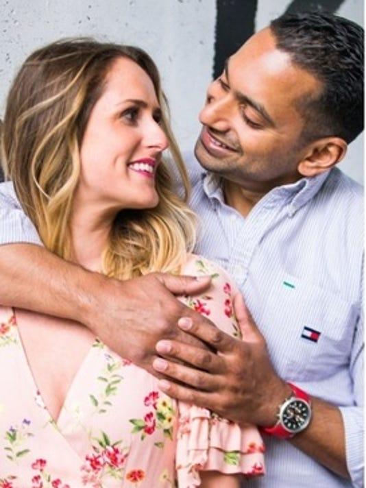 Engagements: Aimee Johnston & Dr. Jain Joseph