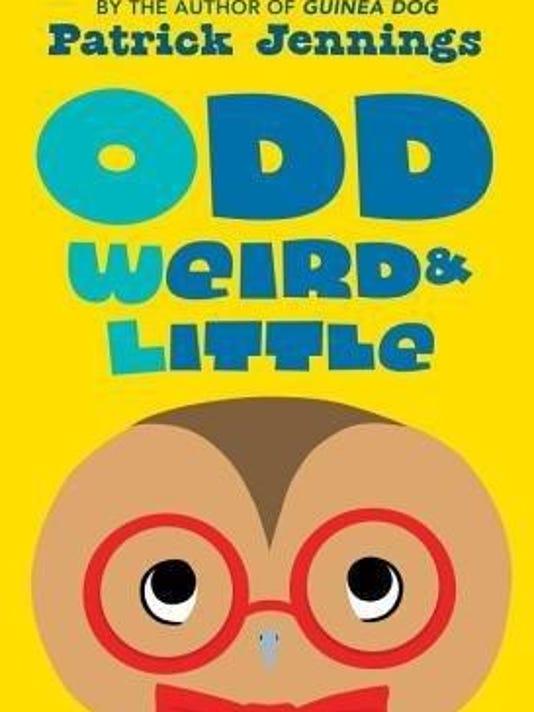 Odd Weird and Little Cover.jpg