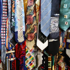 Citing health, California mayor wants to ban workplace necktie requirements