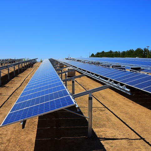 Western Kentucky to soak up the sun with state's largest solar farm