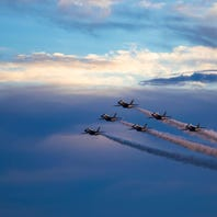 Pensacola photographer's Blue Angels book offers rare inside look at teams