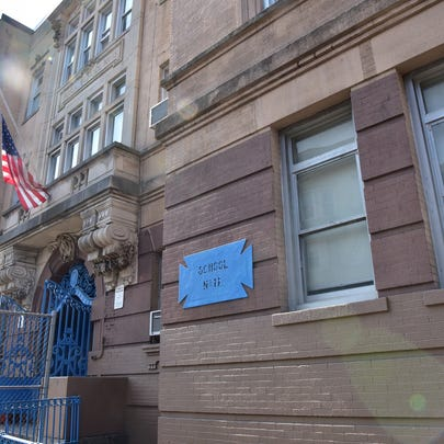 School No. 11 in Paterson. Substitute teaching services