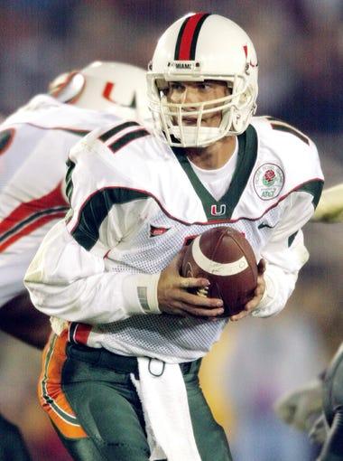 QB: Ken Dorsey, Miami