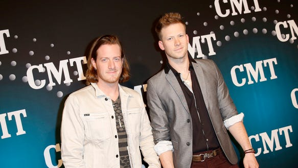 AP CMT _Artists of the Year_ - Arrivals