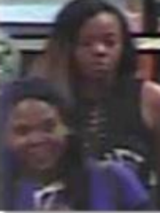 Port St. Lucie police said these women attempted to steal nearly $600 worth of electronics from Walmart on  Southwest Gatlin Boulevard on Nov. 16, 2017.